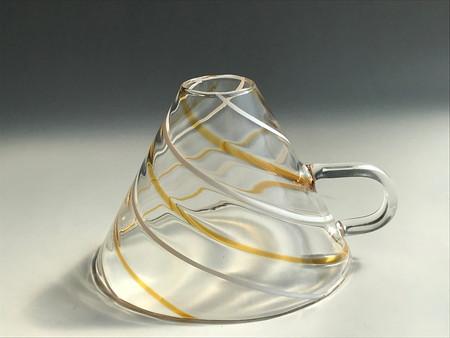 コーヒーガラスドリッパー2