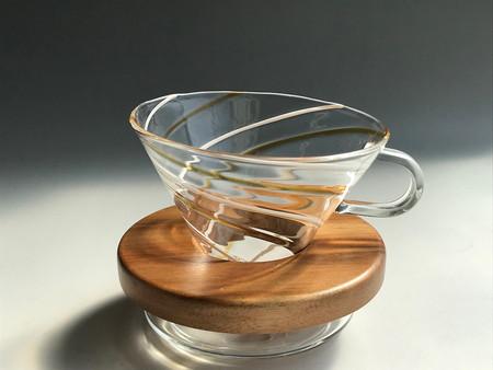 コーヒーガラスドリッパー4